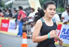 De Marathon 2013 van Bali Royalty-vrije Stock Fotografie