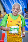 De Marathon 2013 van Bali Royalty-vrije Stock Afbeelding