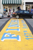 De Marathon van Boston Royalty-vrije Stock Afbeelding