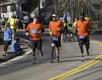 De Marathon 2014 van Boston Stock Fotografie