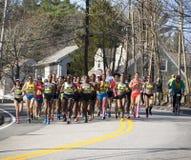 De Marathon 2016 van Boston Royalty-vrije Stock Fotografie