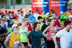 2013 de Marathon van Chicago Royalty-vrije Stock Afbeeldingen