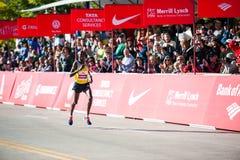 2013 de Marathon van Chicago Stock Fotografie