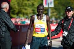 2013 de Marathon van Chicago Royalty-vrije Stock Foto