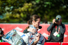 2013 de Marathon van Chicago Royalty-vrije Stock Fotografie