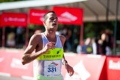 2013 de Marathon van Chicago Stock Afbeeldingen