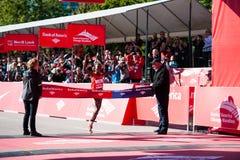 2013 de Marathon van Chicago Royalty-vrije Stock Foto's