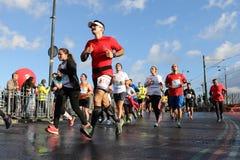 38 De Marathon van Istanboel Royalty-vrije Stock Foto