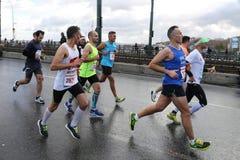 38 De Marathon van Istanboel Stock Afbeeldingen