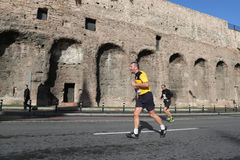 38 De Marathon van Istanboel Stock Afbeelding