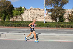38 De Marathon van Istanboel Royalty-vrije Stock Afbeeldingen