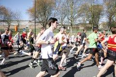 De Marathon van Londen, 2012 Stock Foto's