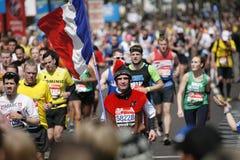 2013 de Marathon van Londen Stock Foto's