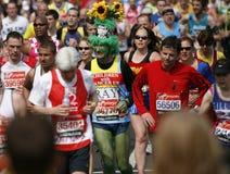 2013 de Marathon van Londen Royalty-vrije Stock Afbeeldingen