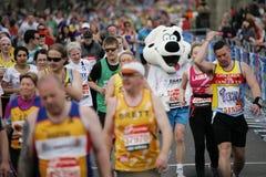 2013 de Marathon van Londen Stock Afbeelding