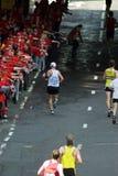 De Marathon van Londen Stock Afbeeldingen