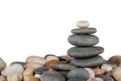 De mariene stenen van de piramide Royalty-vrije Stock Afbeelding
