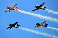 De Marine van de V.S. bij de Lucht van Louisville toont stock foto's
