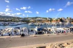 De marine van portalennous, Mallorca, de Balearen, Spanje stock fotografie