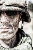 De Marine van de V.S. badass Royalty-vrije Stock Afbeelding