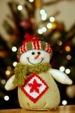 De marionet van Kerstmis Royalty-vrije Stock Afbeeldingen