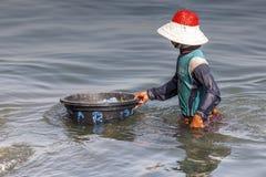 DE MARITIEME ECONOMIE VAN INDONESIË Stock Afbeelding