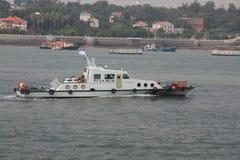 De maritieme patrouilleboot van China Royalty-vrije Stock Foto