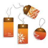 De markeringen van Kerstmis Royalty-vrije Stock Afbeeldingen