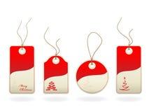De markeringen van Kerstmis royalty-vrije illustratie