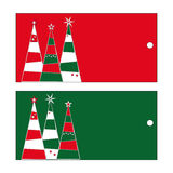 De Markeringen van Kerstmis Stock Afbeeldingen