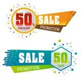 De markeringenpak van de de herfst uniek verkoop royalty-vrije illustratie