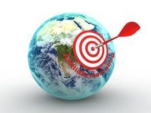 De marketing van het filiaal vector illustratie
