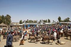 De markt van Afrika Royalty-vrije Stock Fotografie