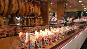 De markt van Barcelona Stock Fotografie