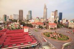 De markt van Ben thanh Royalty-vrije Stock Afbeelding