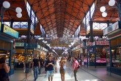 De markt van Boedapest Royalty-vrije Stock Foto's