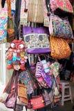 De Markt van Bogyokeaung San, Yangon, Myaanmar Royalty-vrije Stock Afbeelding