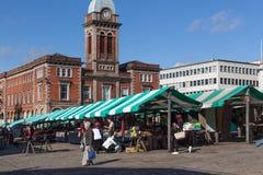 De Markt van Chesterfield Royalty-vrije Stock Afbeeldingen