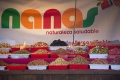 De markt van de Christnasstraat in Sevilla 08 Stock Fotografie
