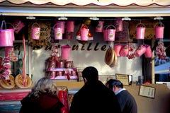 De markt van de Christnasstraat in Sevilla 11 Royalty-vrije Stock Afbeelding