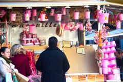 De markt van de Christnasstraat in Sevilla 16 Royalty-vrije Stock Fotografie