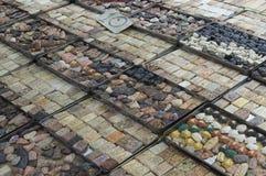 De Markt van de amulet in Bangkok royalty-vrije stock afbeelding