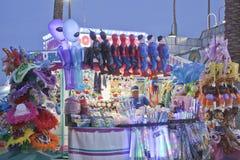 De Markt van de de Rivieroeverprovincie van het datumfestival Royalty-vrije Stock Fotografie