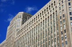 De Markt van de koopwaar in Chicago Stock Foto