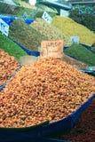 De Markt van de noot in Teheran Royalty-vrije Stock Afbeeldingen