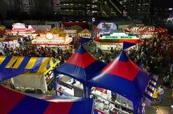 De Markt van de Staat van New Jersey Stock Foto
