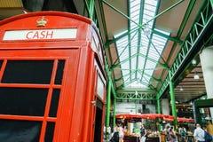 De markt van de stad, Londen Royalty-vrije Stock Foto's