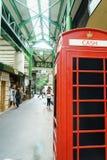 De markt van de stad, Londen Royalty-vrije Stock Afbeeldingen
