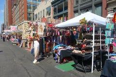 De Markt van de straat Royalty-vrije Stock Afbeeldingen
