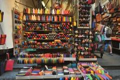 De markt van de straat in Florence, Italië Royalty-vrije Stock Fotografie